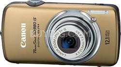 Powershot SD980 IS Digital ELPH Digital Camera (Gold)