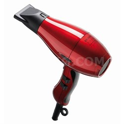 Hair Dryer Healthy Ionic 3900 - Red - OPEN BOX