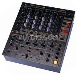 DJM-600K Pro DJ Mixer (Black) - Open Box