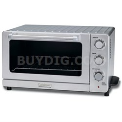 Toaster Oven Broiler with Convection (TOB-60NFR) - Manufacturer Refurbished