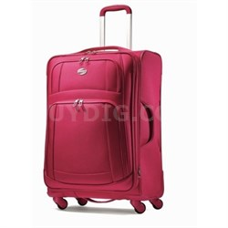 """21"""" Carry On DeLite 2.0 Ultra-Lightweight Luggage Spinner (Cherry Red)"""