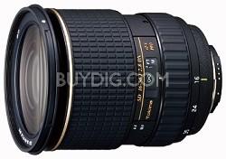Zoom Super Wide Angle 16-50mm f/2.8 AT-X 165 PRO DX Autofocus Lens for Nikon