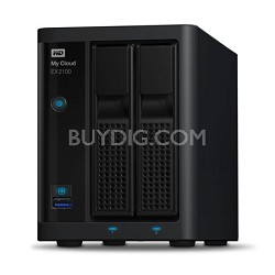 8TB My Cloud Expert Series EX2100
