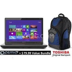 "Qosmio 17.3"" X75-A7298 Notebook PC - Intel Core i7-4700MQ+ Value Bundle"