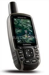 GPSMAP 62st 2.6-Inch Handheld GPS Navigator - US Topo