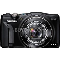 FinePix F770EXR 16MP EXR CMOS Digital Camera (Black)