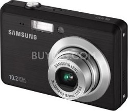 "SL102 10MP 2.5"" LCD Digital Camera (Black)"