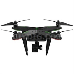 Xplorer V Quadcopter Aerial Drone  w/1080p Camera With 2nd Battery And Powerbank
