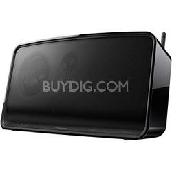 A1 XS-SMA1-K Wi-Fi Speaker w/ AirPlay, DLNA, Wireless Direct & HTC Connect