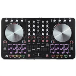 BEATMIX4 Track Controller Bundled with Serato DJ