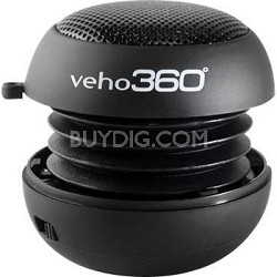 360 Rechargeable Pop Up Speaker For All iPods and MP3 Players