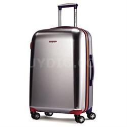 "28"" Premium Metallic Hardside Disco Spinner Luggage  68098-4812"