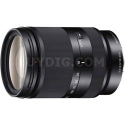 SEL18200LE  Zoom E-Mount lens - 18-200 mm f/3.5-5.6 OSS LE