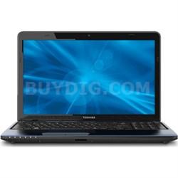 """Satellite 15.6"""" L755D-S5348 Notebook - AMD Dual-Core 4GB RAM 500HDD - OPEN BOX"""