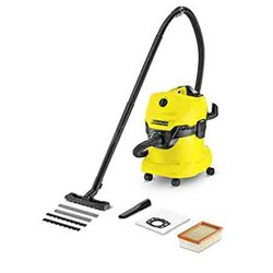 Multi-Purpose Wet Dry Vacuum Cleaner with 1800W Motor - WD4