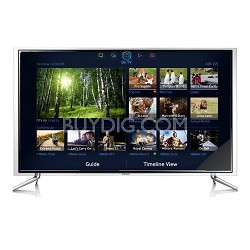 "UN50F6800 - 50"" 1080p 120hz 3D Smart Micro Dimming LED HDTV with Two 3D Glasses"
