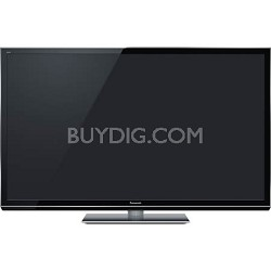 "65"" SMART VIERA 3D FULL HD (1080p) Plasma TV - TC-P65GT50"