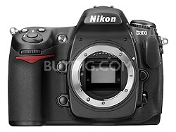 D300 12MP Digital SLR Camera Body, Nikon USA Warranty