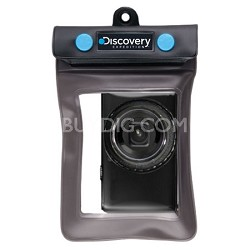 Discovery underwater camera case