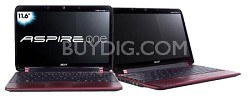 "Aspire one 11.6"" Netbook PC - Red (AO751H-1145)"