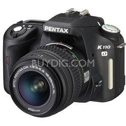 K110D Digital SLR Body with 18-55mm Lens Kit