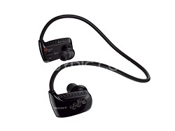 NWZ-W262 wearable Walkman 2GB MP3 player (Black) - OPEN BOX