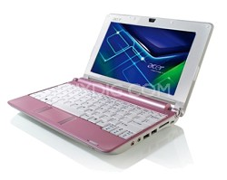 Aspire one  8.9-inch Netbook PC - Pink (AOA150-1690)