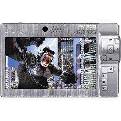 AV500 100GB Mobile Digital Video Recorder