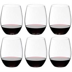 260 Years Celebration O for Cabernet/Merlot; 6 Glasses (7414/60-260)