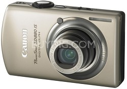 Powershot SD880 IS 10MP Digital ELPH Camera (Gold)