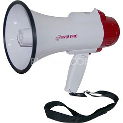 Pro PMP35R Professional Megaphone/Bullhorn with Siren and Voice Recorder