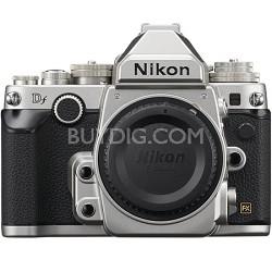 Df Full-Frame Digital SLR Camera - Silver