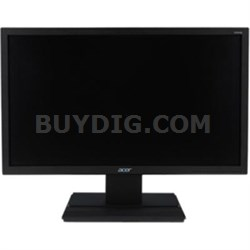"V246HL 24"" Full HD LED Backlit LCD Monitor with Speakers - UM.FV6AA.004"