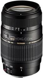 70-300mm f/4-5.6 DI LD Macro f/ Nikon AF w/ Built-in Motor & 6-Year USA Warranty
