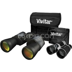 8x50 & 4x30 Value Binocular Set Model #: VS843