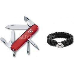 Tinker Knife and Paracord Bracelet Set