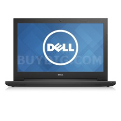 Inspiron 15 3000 Series 15.6 Inch Intel Core i3 5005U Laptop - OPEN BOX
