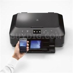 Pixma MG6620 Wireless Color Photo All-in-One Inkjet Printer (Black)