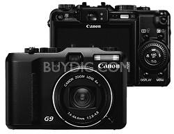 Powershot G9 Digital Camera(Refurbished)