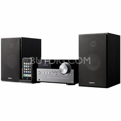 CMTMX500I - Desktop Micro System with IPod Dock