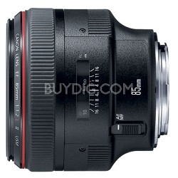 EF 85mm F/1.2L II USM Telephoto Lens