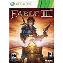 FABLE III For XBOX 360