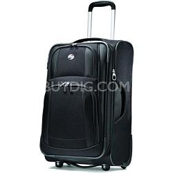 """iLite Supreme 29"""" Inch Upright Suitcase ( Black)"""