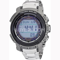 Pathfinder Digital Multi-Function Titanium Bracelet Watch (Men's) PAW2000T-7CR
