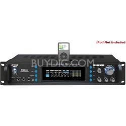 P1002AI 1000 Watts Hybrid Receiver & Pre-Amp w/ AM-FM Tuner/iPod Docking Station
