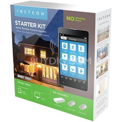 Home Remote Control System Starter Kit