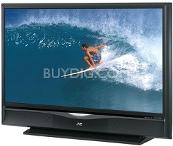 "HD-56G786 HD-ILA 56"" HDTV LCoS Rear Projection TV (Black)"