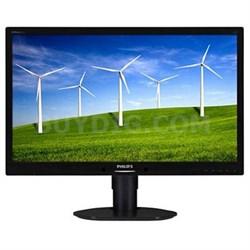 "24"" LCD 1920x1080 LED Backlit"