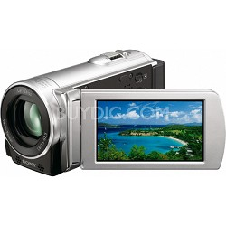 DCR-SX83 Ultra-Compact Camcorder w/ 16GB Flash Memory