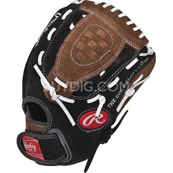 "Player Preferred 10"" Infield/Outfield Baseball Glove Left-Hand Throw - PP100DP"